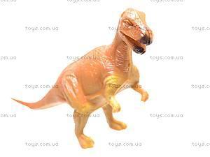 Животные игрушечные «Динозавры», 884, фото