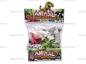 Животные, набор из семи штук, 5825, цена