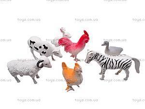 Животные, набор из семи штук, 5825