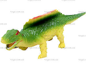Животные резиновые «Динозавры», 7211, купить
