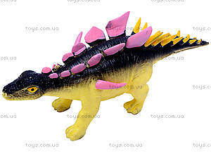 Животные резиновые «Динозавры», 7211, фото