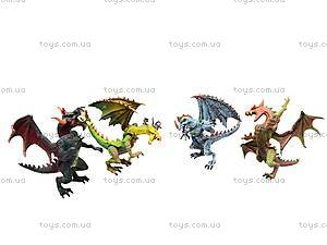 Животные резиновые «Дракон», Q9899-06, игрушки