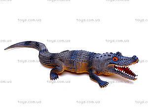 Животные резиновые «Крокодилы», A1012, купить