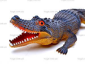 Животные резиновые «Крокодилы», A1012, фото