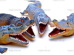 Животные резиновые «Крокодилы», A1012, отзывы