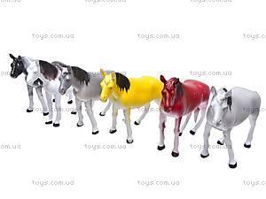 Животные в наборе «Лошади», 8201-D