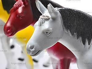 Животные в наборе «Лошади», 8201-D, отзывы