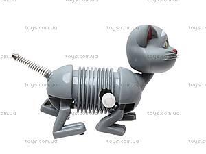 Животные заводные «Кот и собака», B1067406, цена