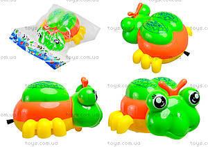Заводная игрушка на веревке «Жучок», 7266