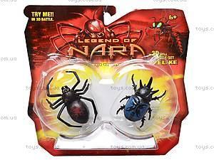 Жуки микро-роботы Legend of Nara, 2 штуки, 638-2
