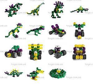 Детский конструктор Kiditec Jurassic Life, 1408, детские игрушки