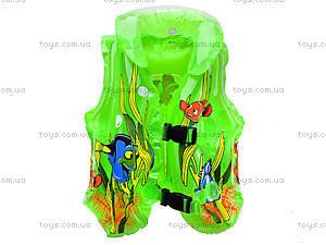 Жилет для плавания «Океан», TS-1150-3, магазин игрушек