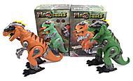 Динозавр-робот (ходит, свет, звук), 6681, отзывы