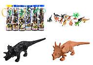Набор животных в колбе, 12 видов, T30142434844464