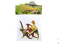 Игрушка «Динозавры», 2 вида, 866-K3, отзывы