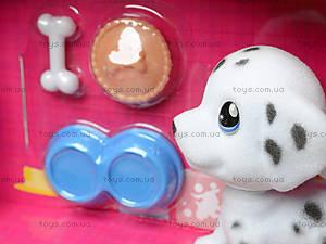 Набор игрушечных животных флок с аксессуарами, 2102, фото