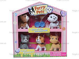 Набор игрушечных животных флок с аксессуарами, 2102, отзывы