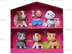 Набор игрушечных животных флок с аксессуарами, 2102, цена