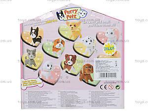 Набор игрушечных животных флок с аксессуарами, 2102, игрушки