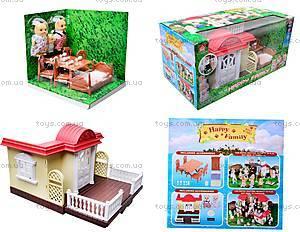 Игровой набор Happy Family, 012-04