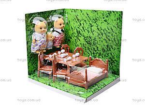 Игровой набор Happy Family, 012-04, магазин игрушек