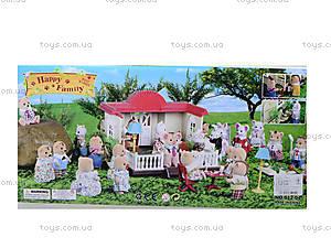 Игровой набор Happy Family, 012-04, toys.com.ua