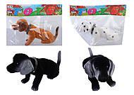 Животные флоксовые «Собачка», 802A(1642085), купить