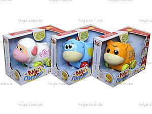 Музыкальное животное «Мой питомец», 73585655, детские игрушки