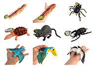 Животные резиновые, 12 видов, W6328-103104164168167, фото
