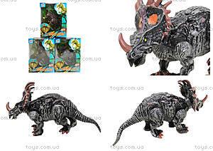 Детское резиновое животное «Динозавр», Q9899-109