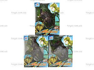 Детское резиновое животное «Динозавр», Q9899-109, цена