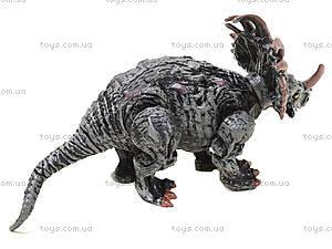 Детское резиновое животное «Динозавр», Q9899-109, игрушки