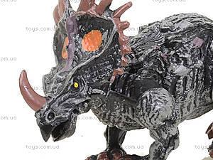 Детское резиновое животное «Динозавр», Q9899-109, детские игрушки