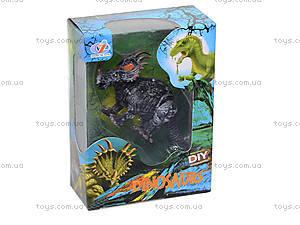 Детское резиновое животное «Динозавр», Q9899-109, toys.com.ua