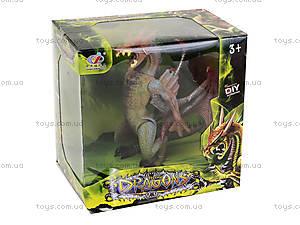 Игровая фигурка животного «Дракон», Q9899-120, детские игрушки