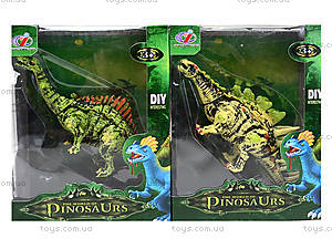 Конструктор-животное «Динозавр», Q9899-220, цена