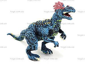 Конструктор-животное «Динозавр», Q9899-220, детские игрушки