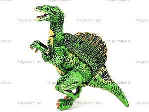 Конструктор-животное «Динозавр», Q9899-220, іграшки