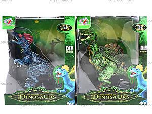 Конструктор-животное «Динозавр», Q9899-220, детский