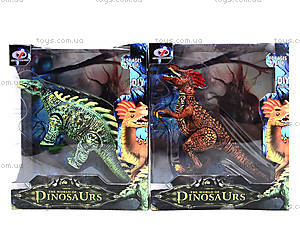 Игрушечное резиновое животное «Динозавр», Q9899-210, цена