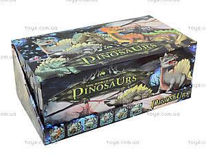 Игрушечное резиновое животное «Динозавр», Q9899-210, детские игрушки