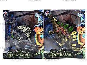 Игрушечное резиновое животное «Динозавр», Q9899-210, toys