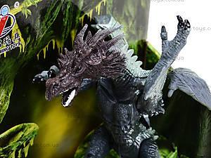 Резиновое животное «Динозавр», Q9899-73, фото