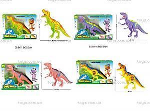 Животные серии «Планета динозавров», звук, RS6163AB4AB