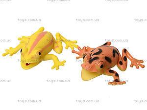 Набор игрушек-тянучек «Животные и рептилии», A043P, toys.com.ua