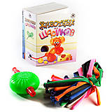 Набор для детей «Животные из шариков», , фото