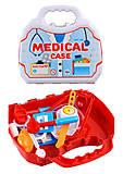 Медицинский комплект в чемодане, 182, фото