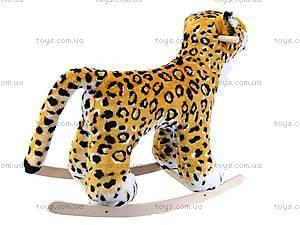 Качалка-леопард «Рома», 40012, отзывы
