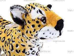 Качалка-леопард «Рома», 40012, игрушки