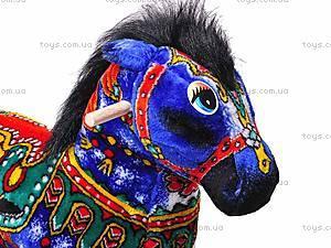 Качалка «Лошадь Огонь», синяя, 40050-5, отзывы